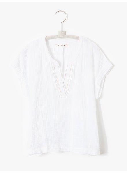 Xirena Addie Top White