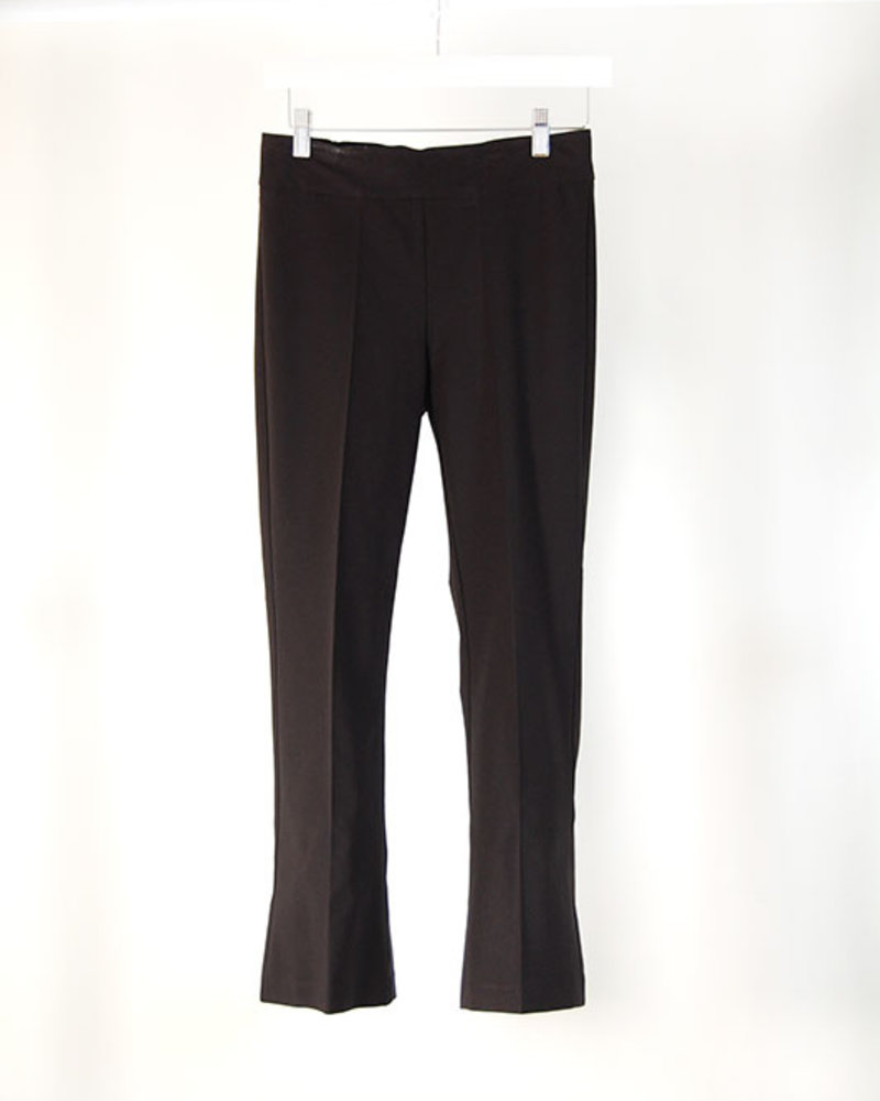 Avenue Montaigne AM Leo Pant Black