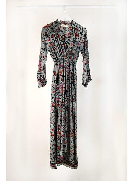Natalie Martin NM Nico L/S Dress Slate