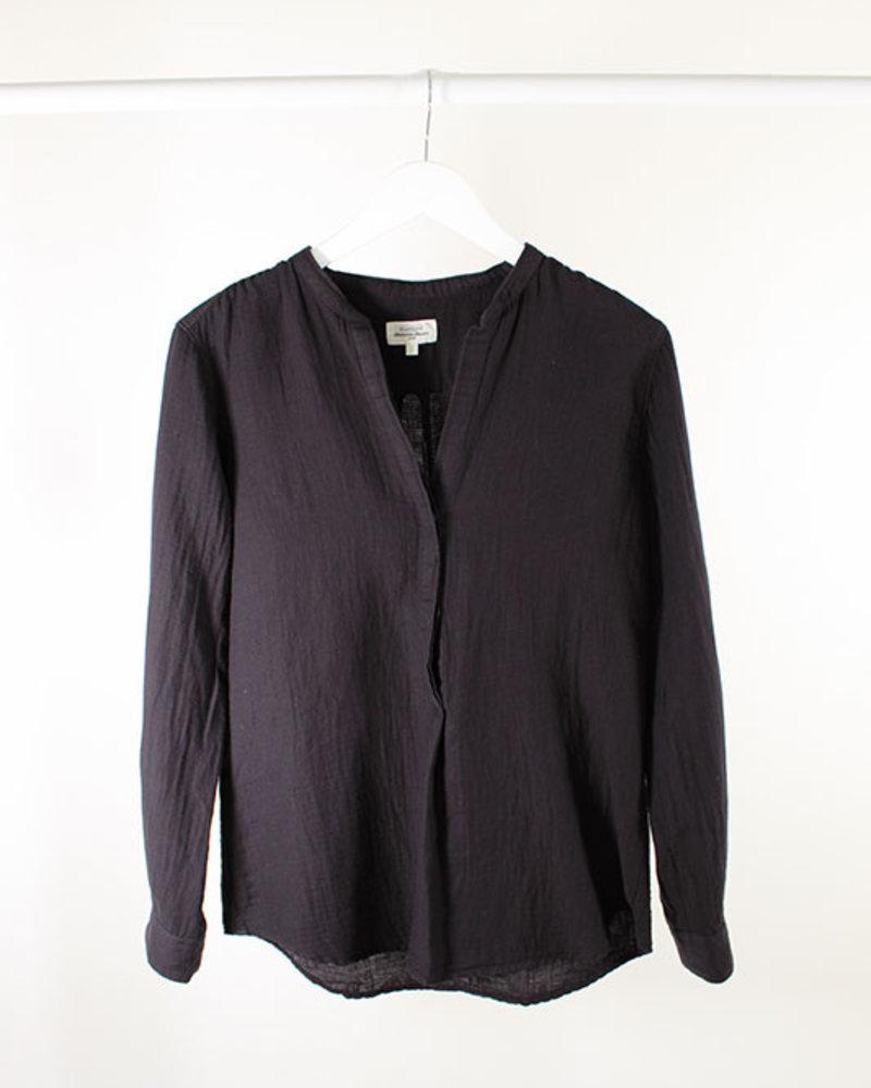 hartford HTD Carta Shirt Black