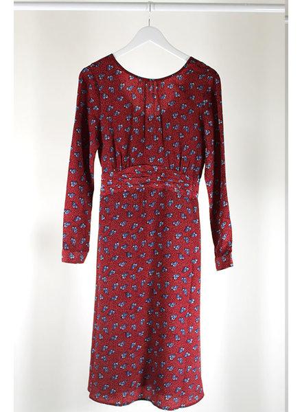 See U Soon SUS V Surpli Dress Bordeaux