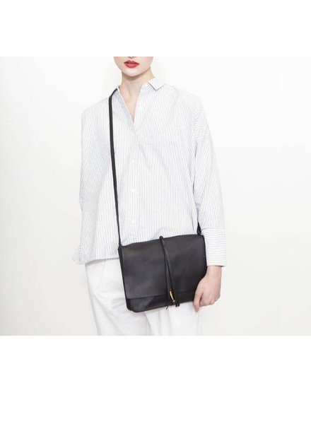 Jo Handbags JOH Wire Purse Exp Blk