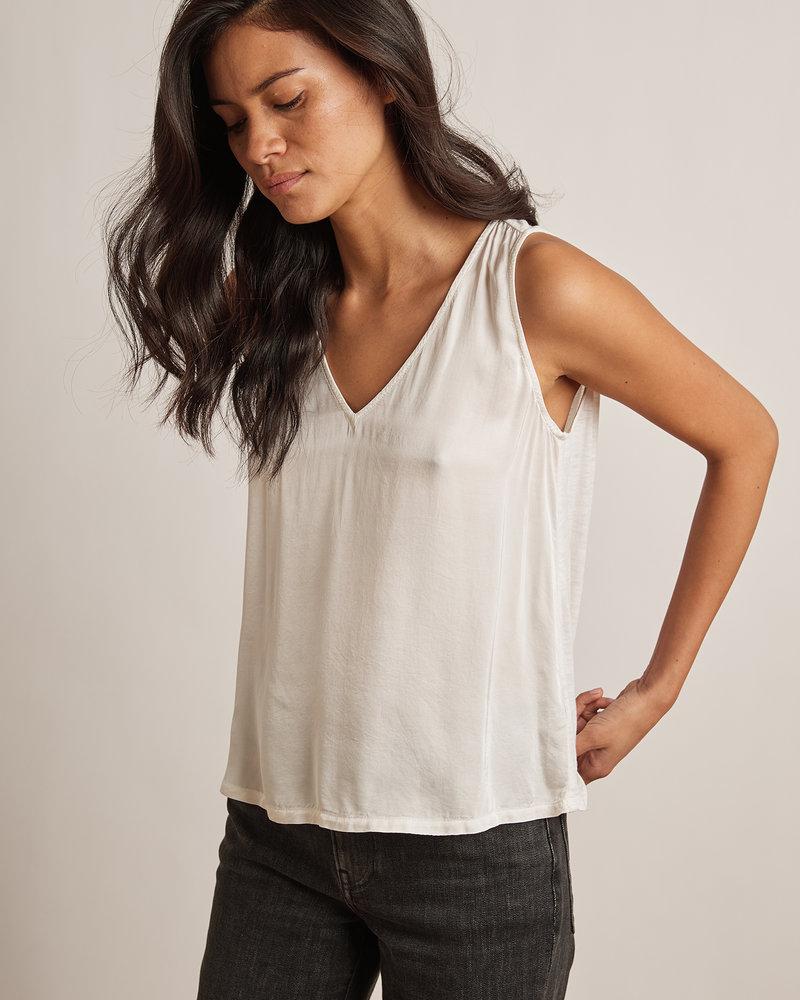Velvet VT Celeste S/L Lux Shirt White