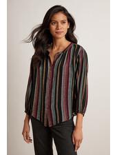 Velvet VT Alilia Stripe Shirt A/S