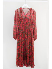 ne Quittez pas NPQ Floral Dress Red