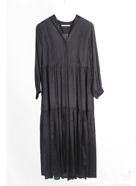 ne Quittez pas NQP Rayon Dress Black