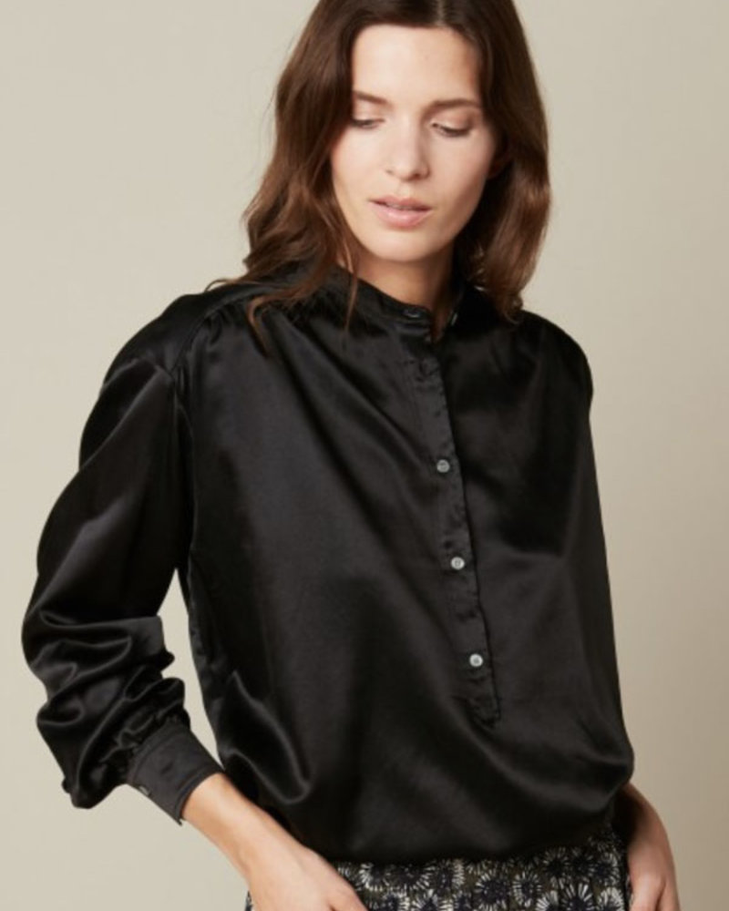 hartford Cody Shirt Black