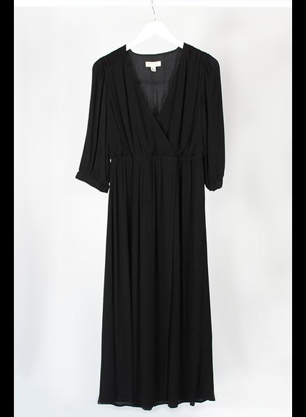 See U Soon SUS V Surpli Dress Black