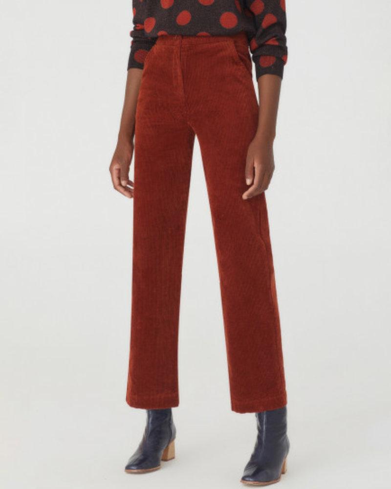 Nice Things NT Cord Pant Cinnamon