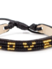 UBL 3 Row Gold/Blk LOVE
