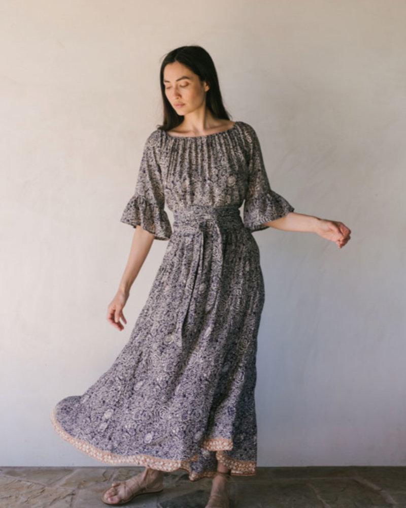 Natalie Martin NM Mesa Maxi Dress Sh Cortez