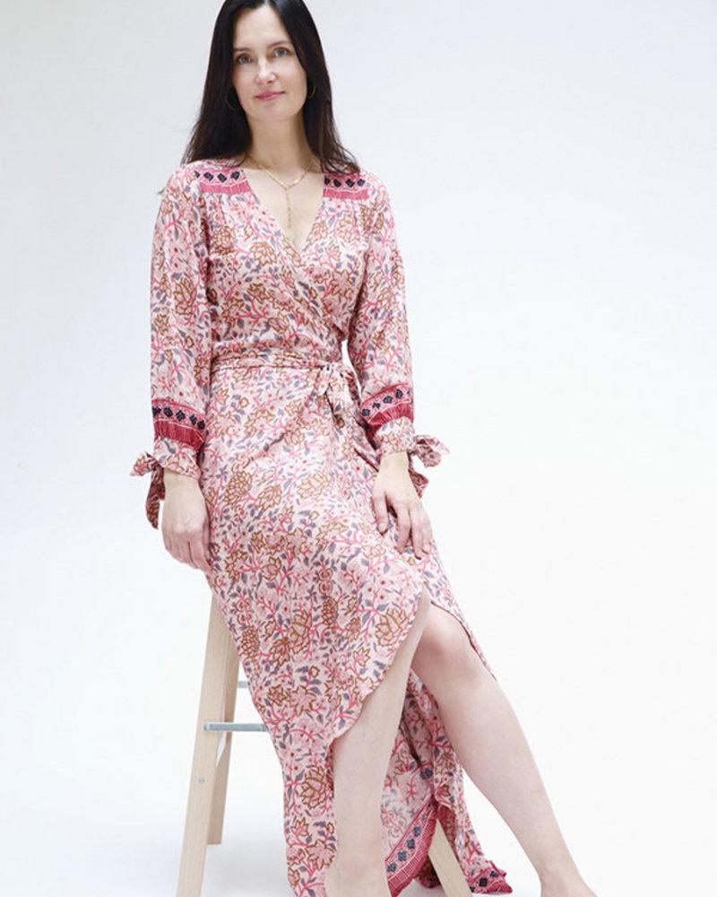 Natalie Martin NM Danika Dress Dahlia