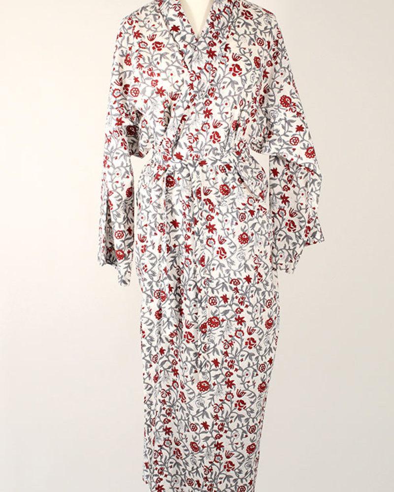 Scarlette Ateliers SA Kimono Marigold Red OS