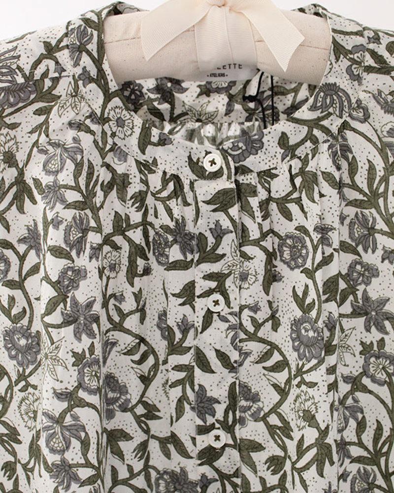 Scarlette Ateliers SA Night Dress Marg Khaki OS