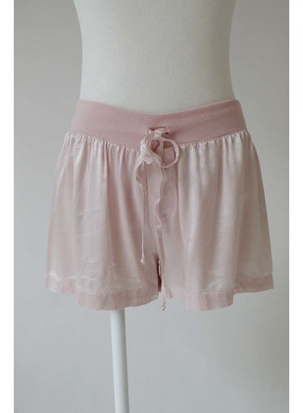 P.J Harlow PJH Satin Short Blush