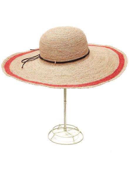 Mar Y Sol MYS Tori Sun Hat Coral