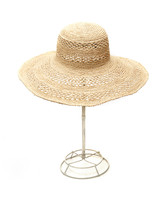 MYS Brim Sun Hat Nat