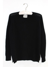 Jumper 1234 J1234 Boyf Sweat Cash Blk