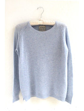 Jumper 1234 J1234 Boyf Sweat Cash Sky