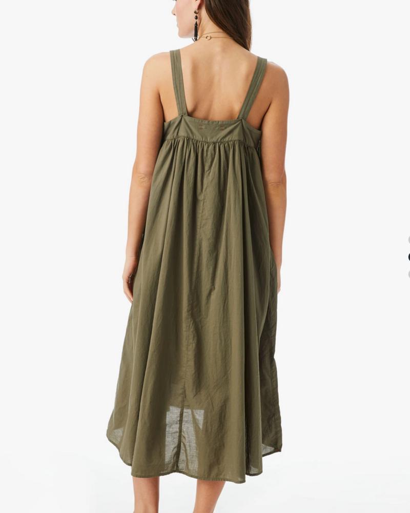 Xirena XI Kinsley Dress Bott Green