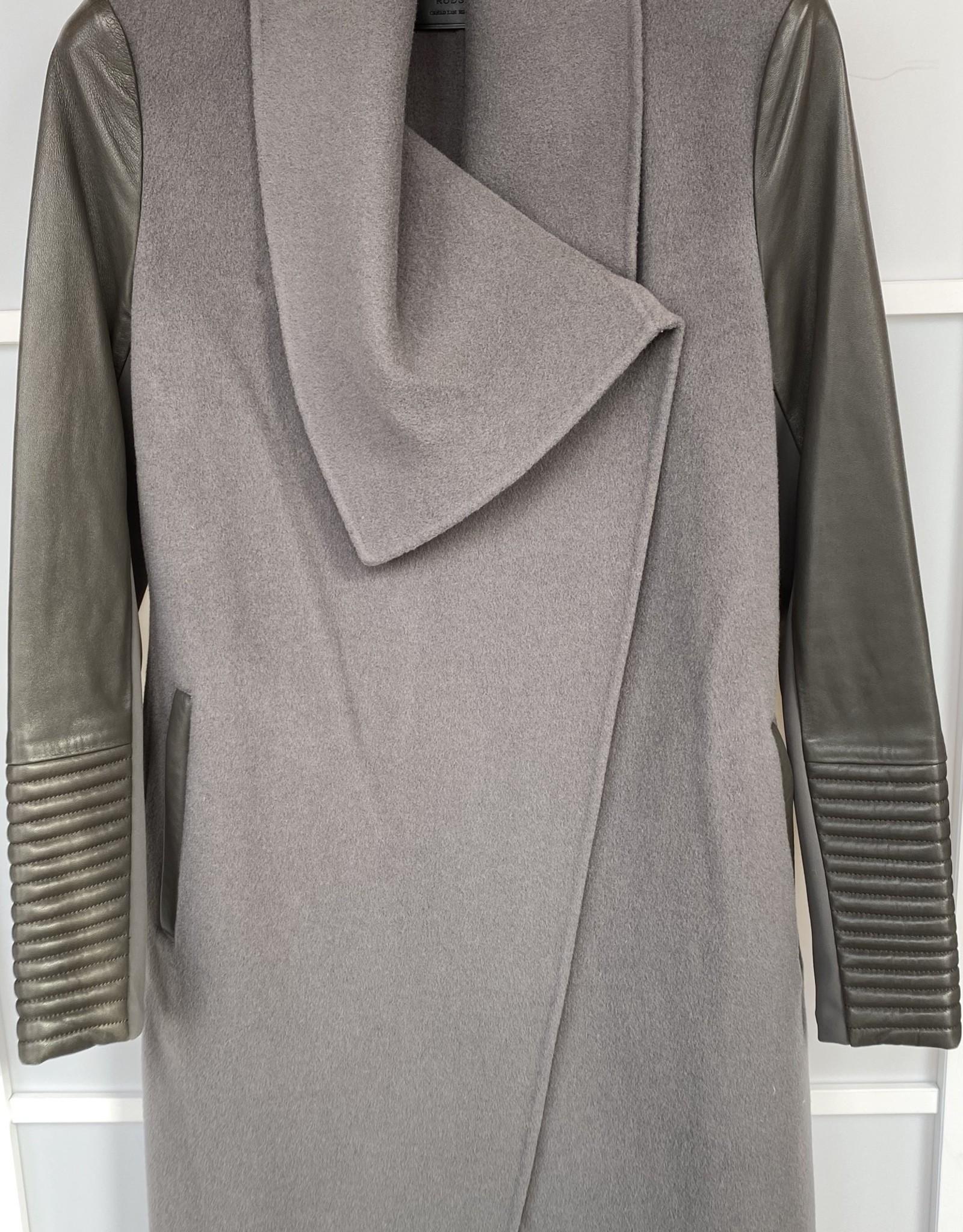 Rudsak Rudsak TAPLIN Coat - Elephant Grey