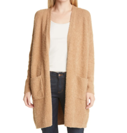 Eileen Fisher Eileen Fisher Straight Long Cardigan - Honey