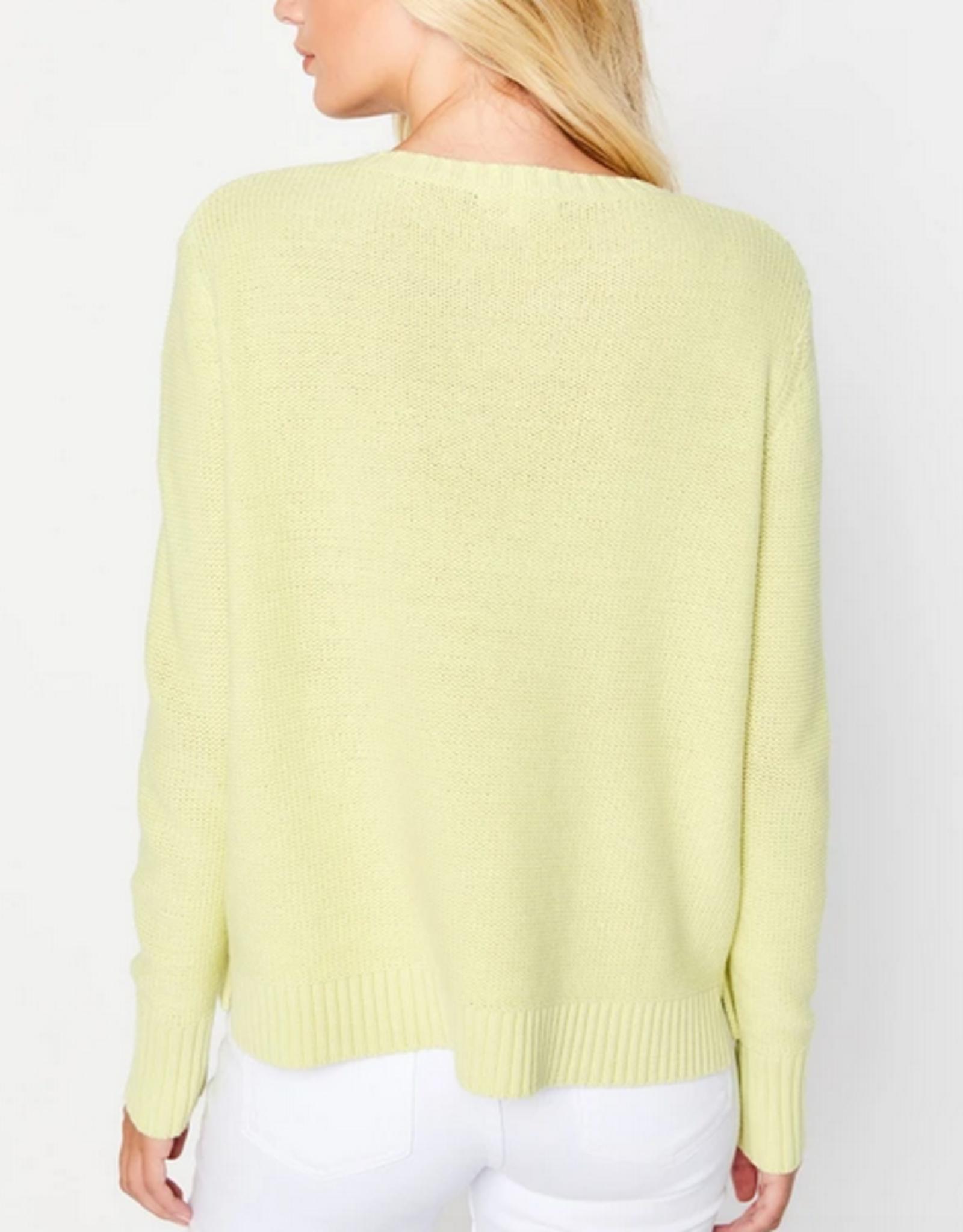 Lisa Todd Lisa Todd Peace Sweater
