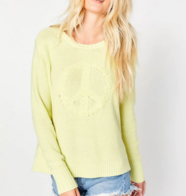 Lisa Todd Lisa Todd Peace Sweater