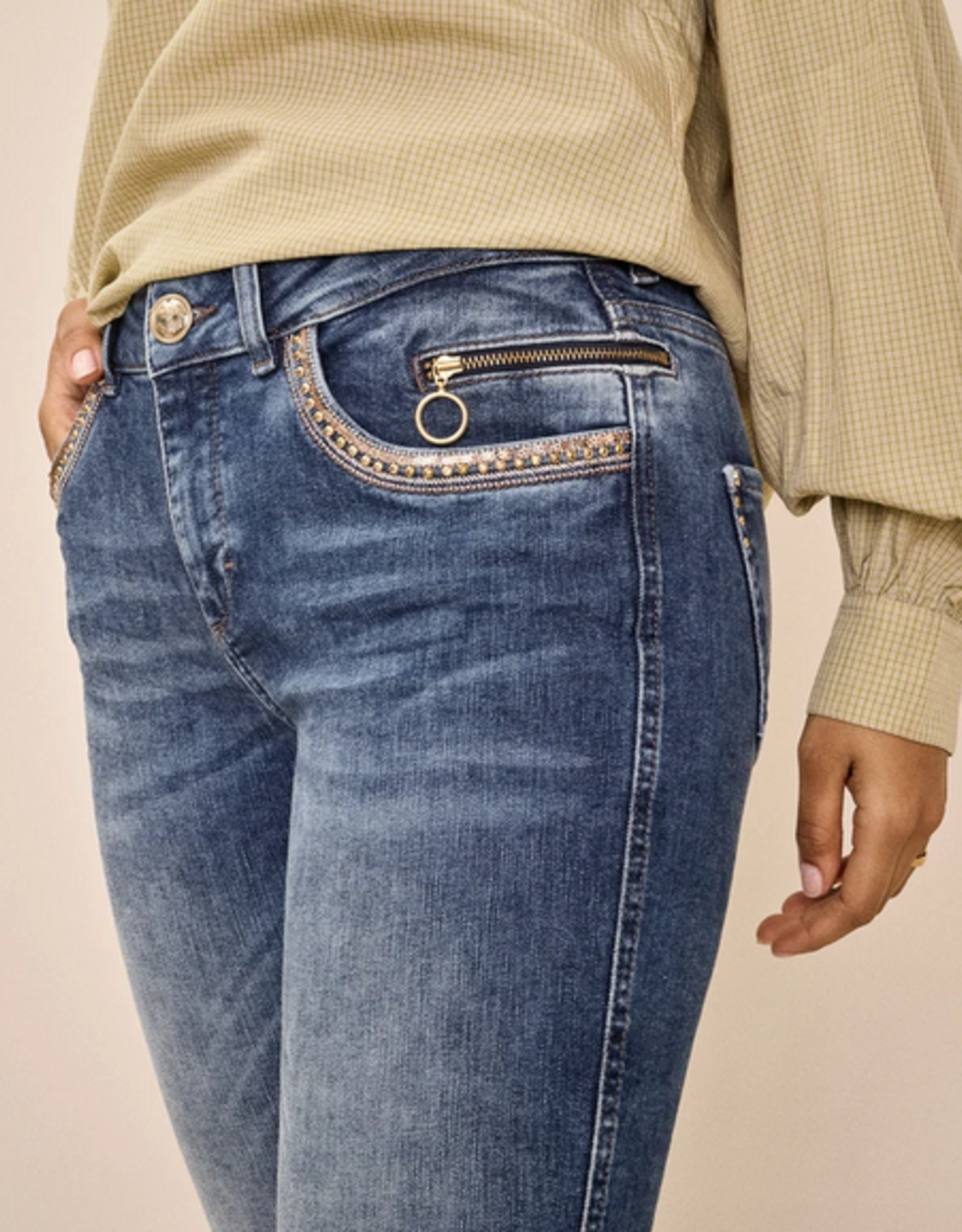 Mos Mosh Mos Mosh Sumner Shine Jeans