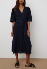 Velvet  Laurel Vneck Dress