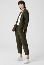 Eileen Fisher EF  French Terry Cardigan