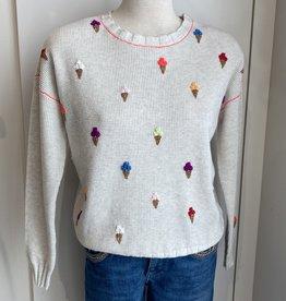 Lisa Todd Lisa Todd Ice Cream Sweater