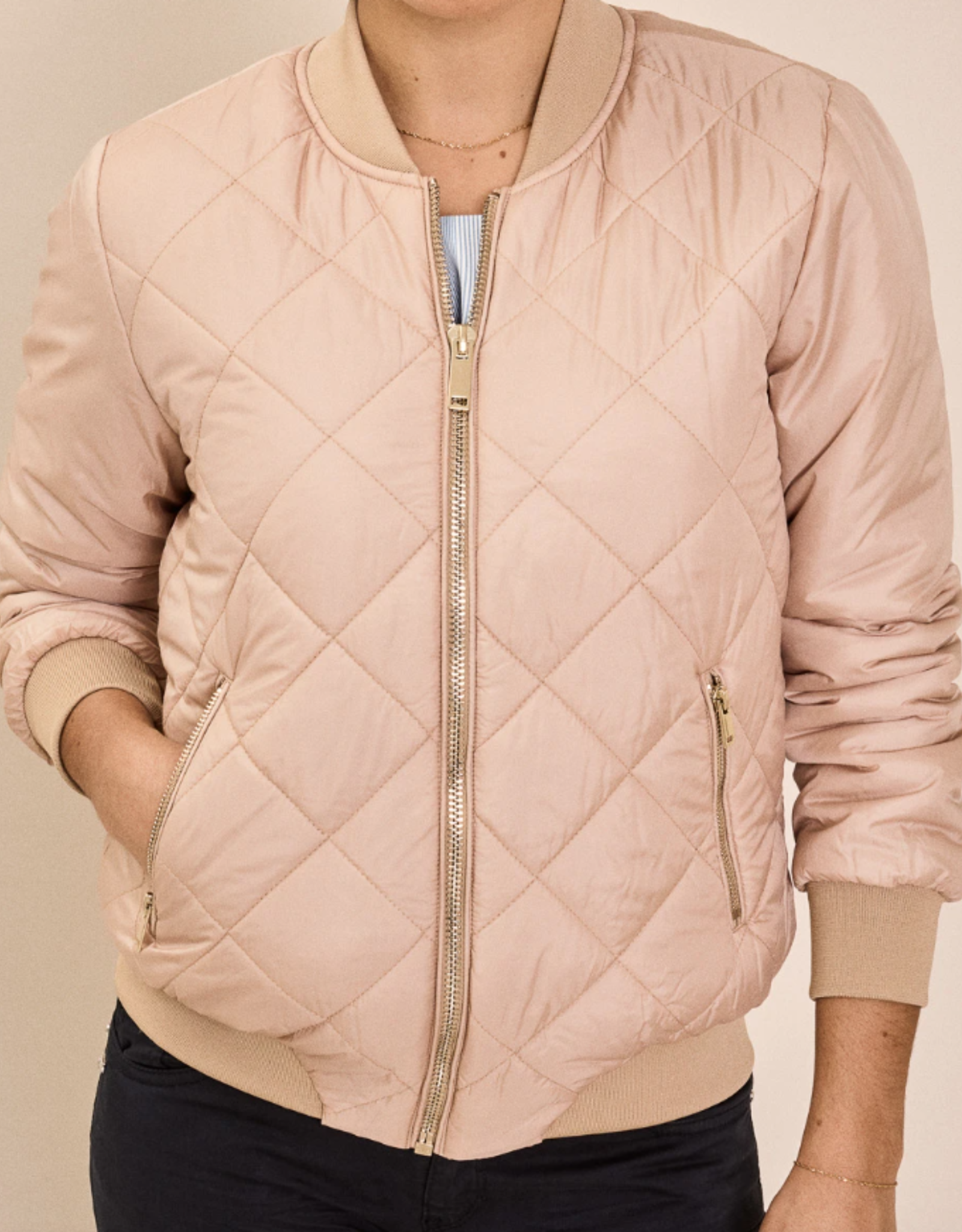 Mos Mosh Mos Mosh  Amber Quilted Jacket