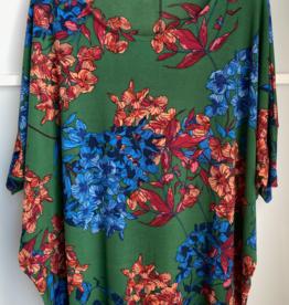 Alembika Blossom Top - size 4/Lg