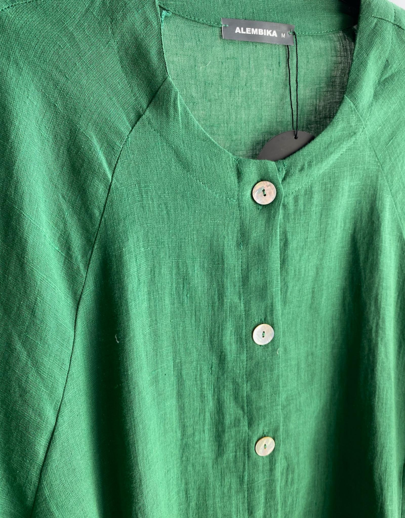 Alembika Green Jacket