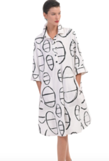 Alembika Print Dress