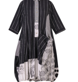 Alembika Stripe Dress