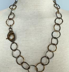 Karen Chopik Copper Necklace
