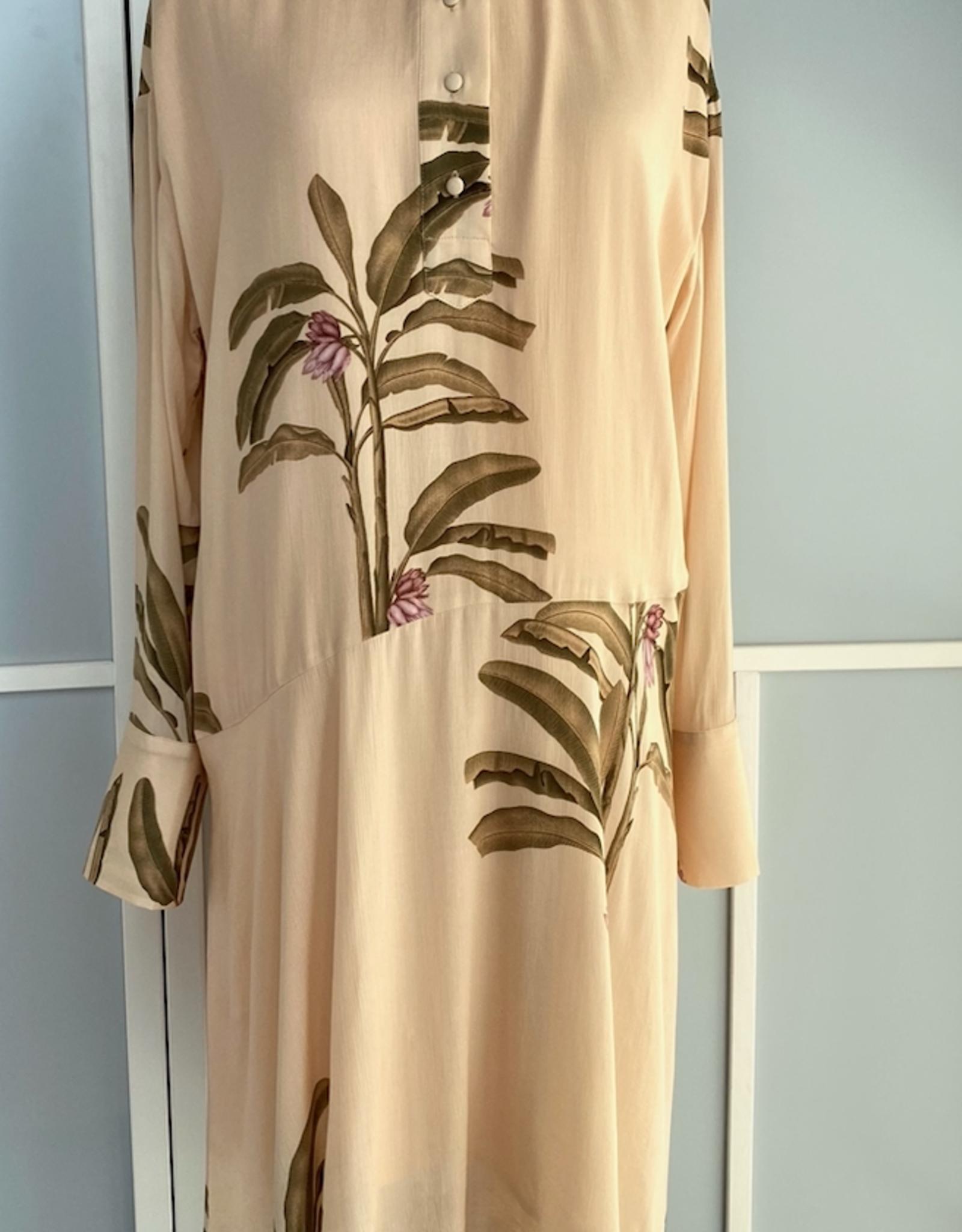 YaYa YaYa Print Sand Dress