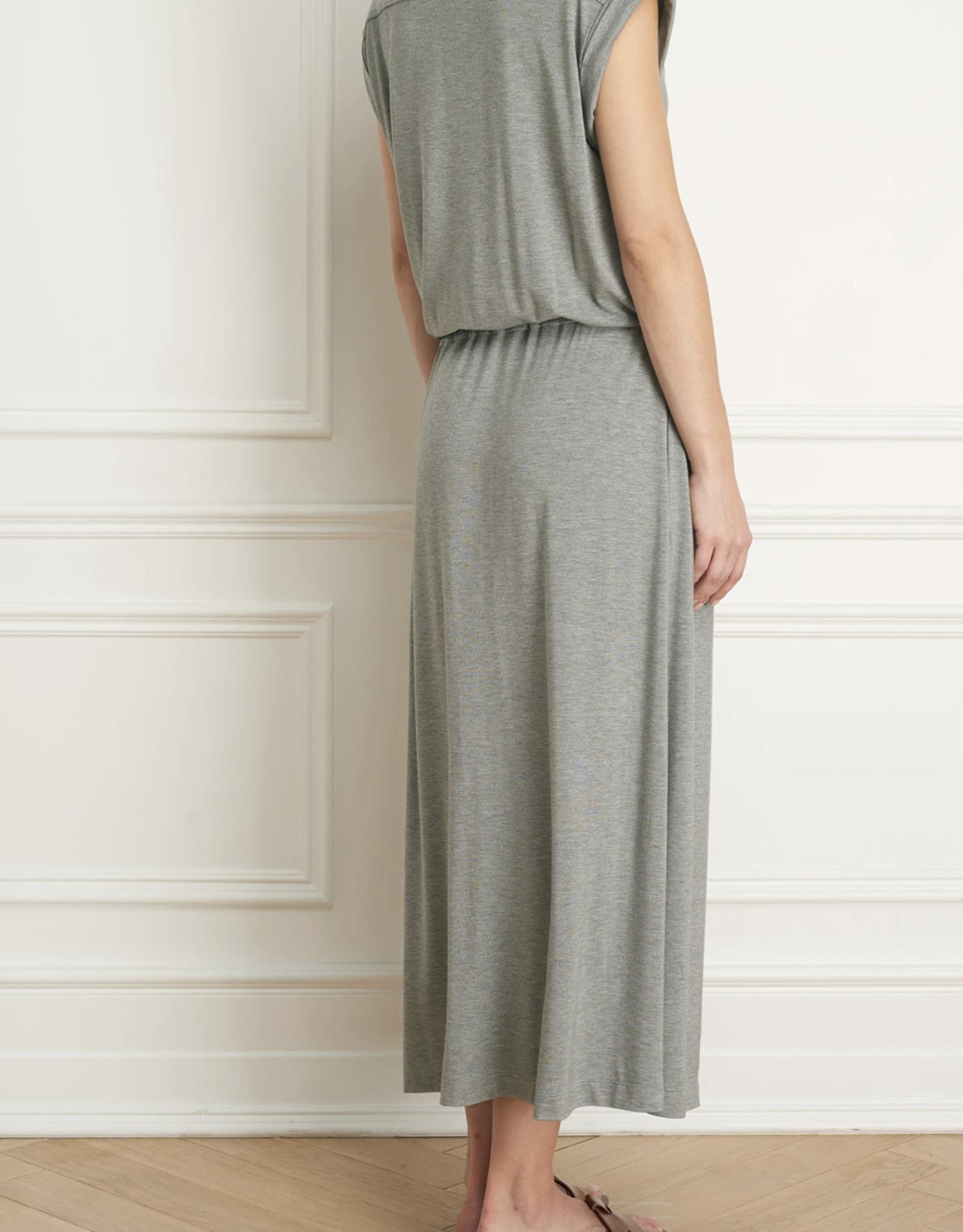 Iris Jersey Maxi Dress