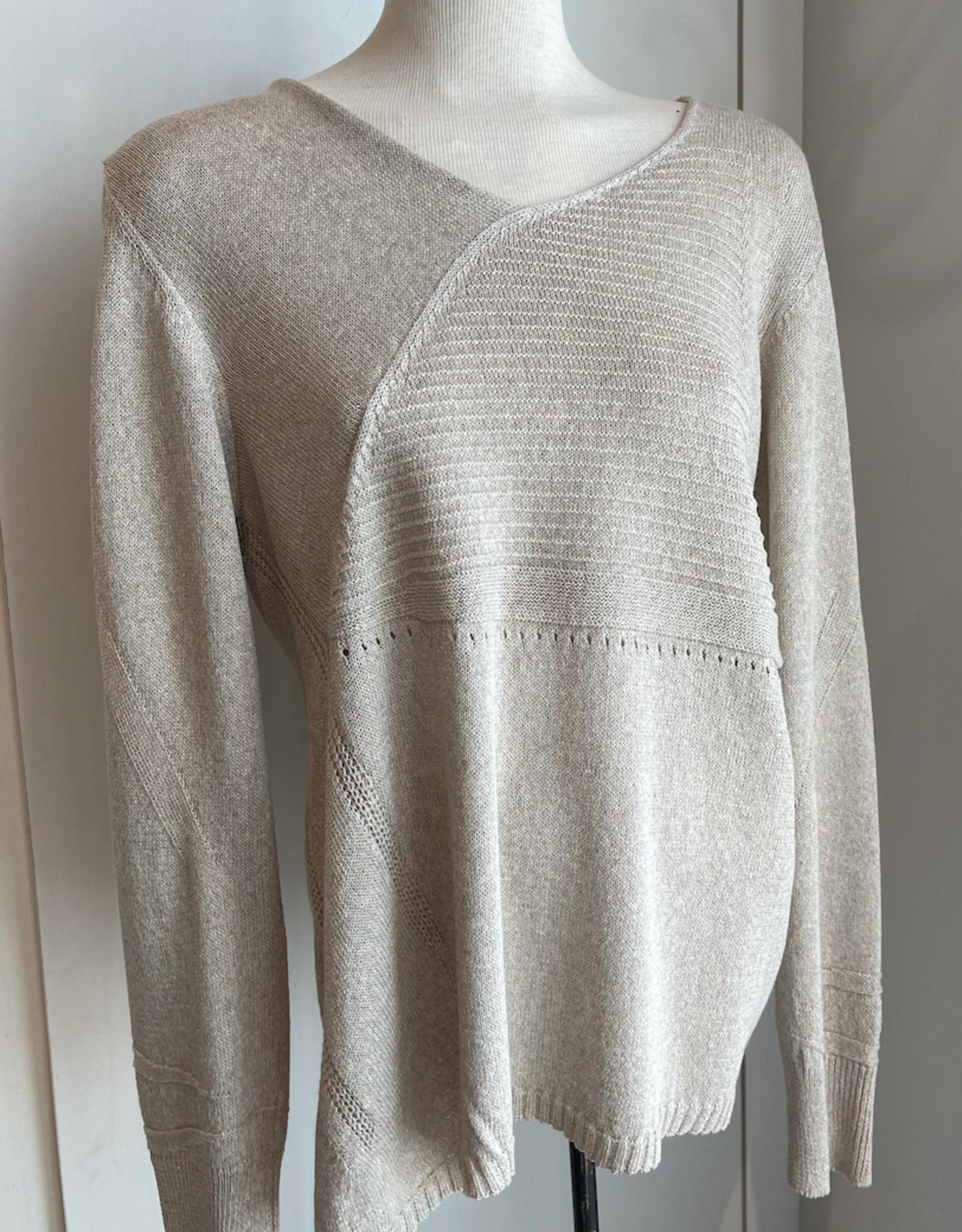 Crea Concept Crea Sand Sweater