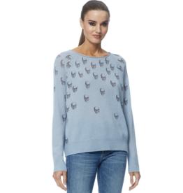 360 Skull  AJIA Sweater