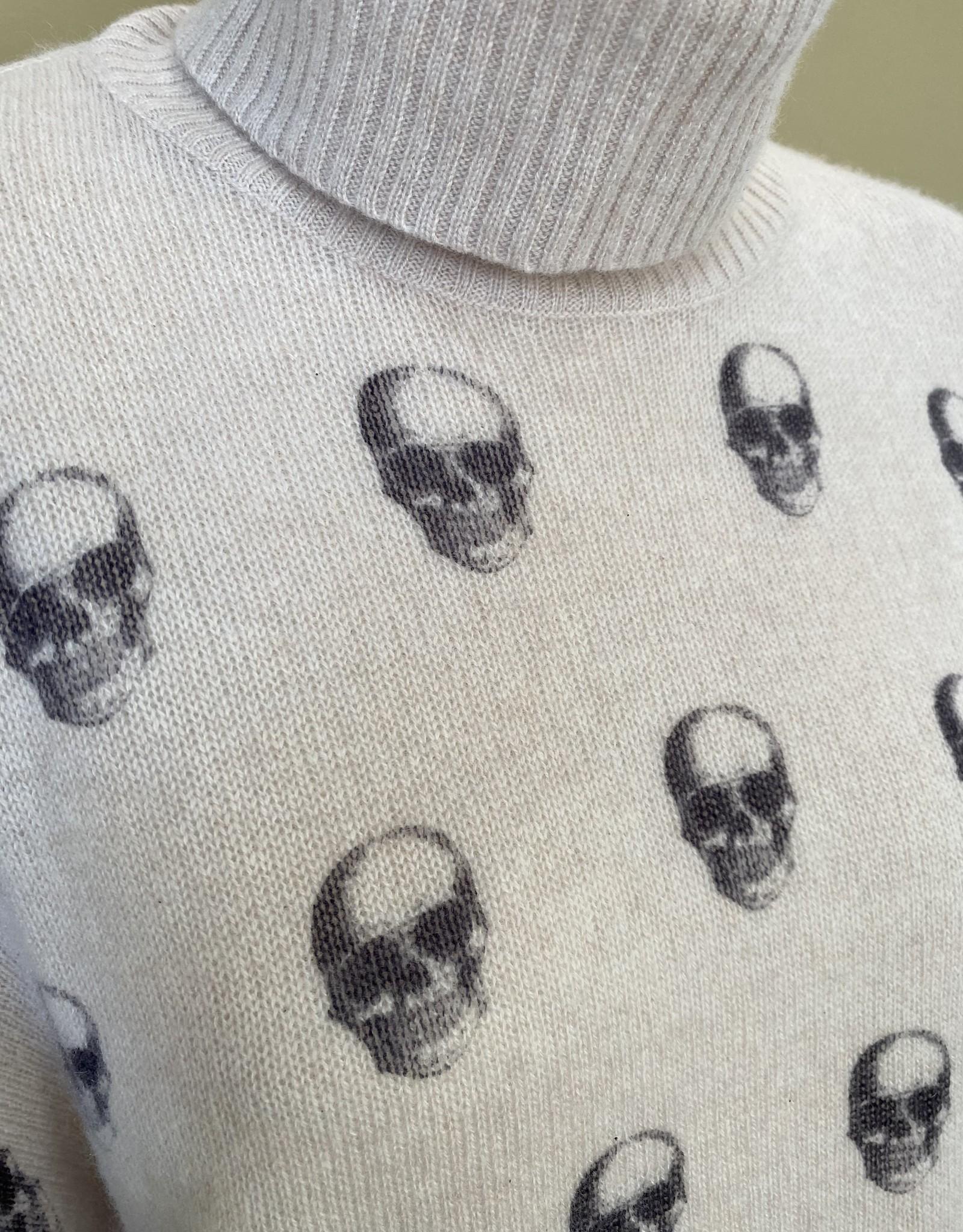360 Skull Maclin Turtleneck