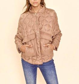 Mos Mosh Mos Mosh Khaite Quilted Jacket