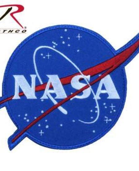 NASA Meatball Logo Patch
