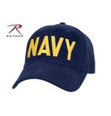 Rothco Navy Low Profile Insignia Cap