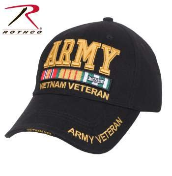 Rothco Rothco Army Vietnam Vet Deluxe Low Profile Cap