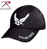 Rothco Mesh Back Tactical Unites States Air Force Wing Cap
