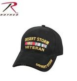 Rothco Deluxe Low Profile Cap -Desert Storm Vet