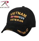 Rothco Deluxe Low Profile Vietnam Veteran Insignia Cap